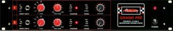 Mercury Grand Pre Solid State Microphone Preamplifiers